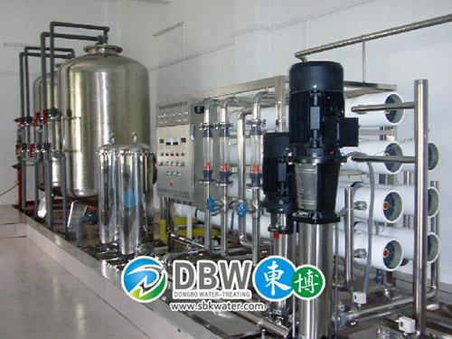 化学化工用去离子水设备