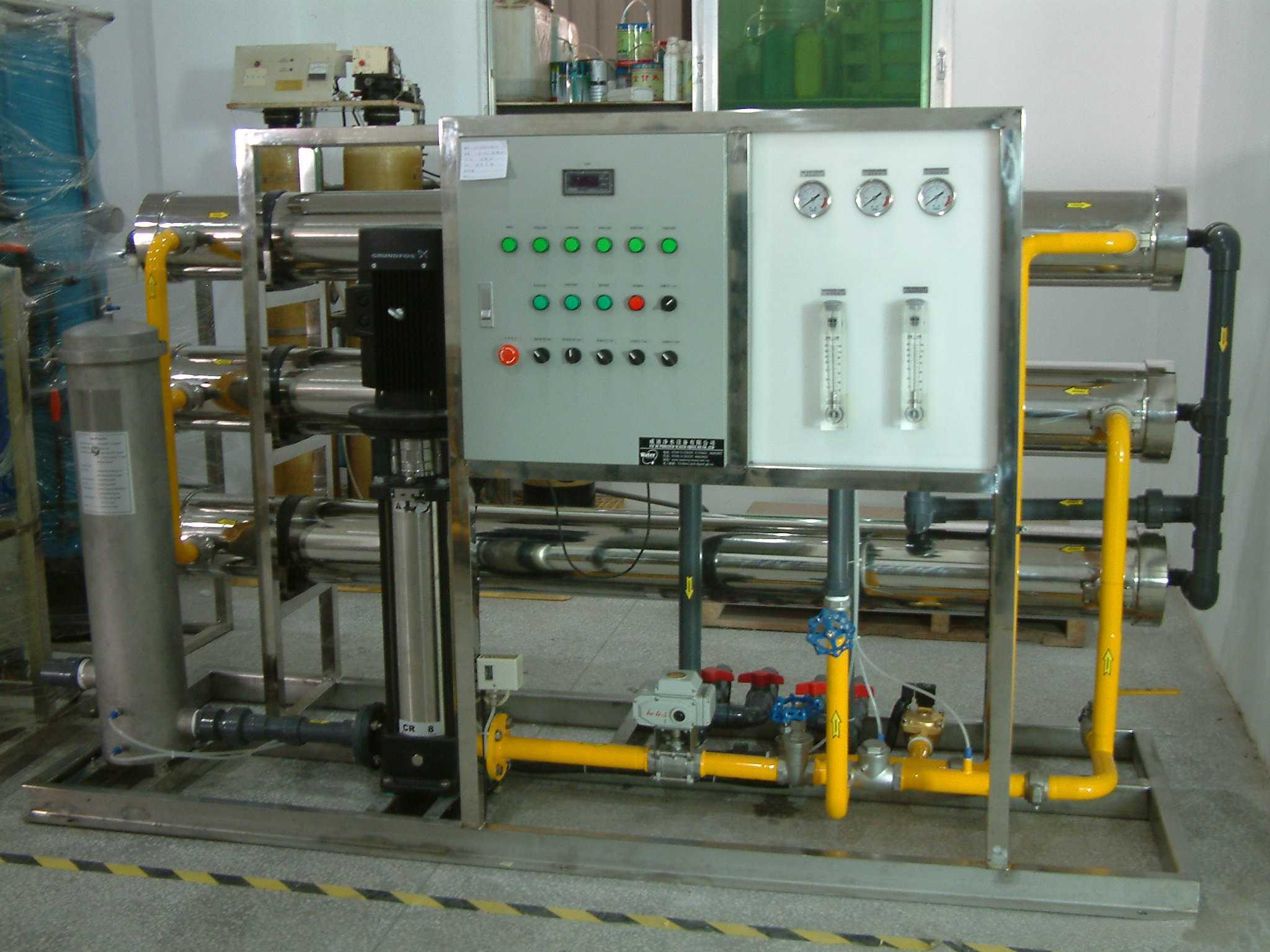 电子电路用去离子水设备